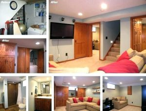 basement renovations in richmond hill